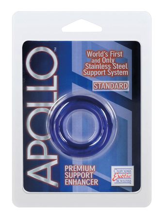 Apollo Enhancer Standard: Penisring, blau