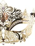 Ouch! Maske: Princess Masquerade, gold