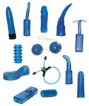 "Toy Set Set ""Blue Fantasy"""