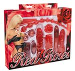 Toy Set Red Roses Set