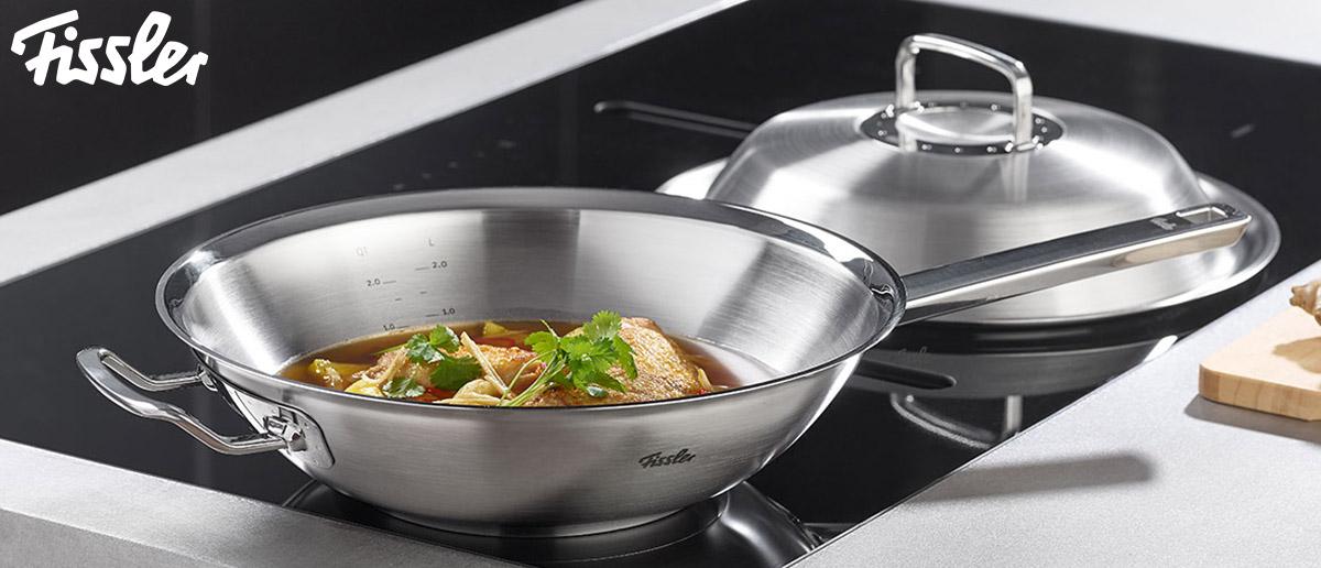 fissler woks