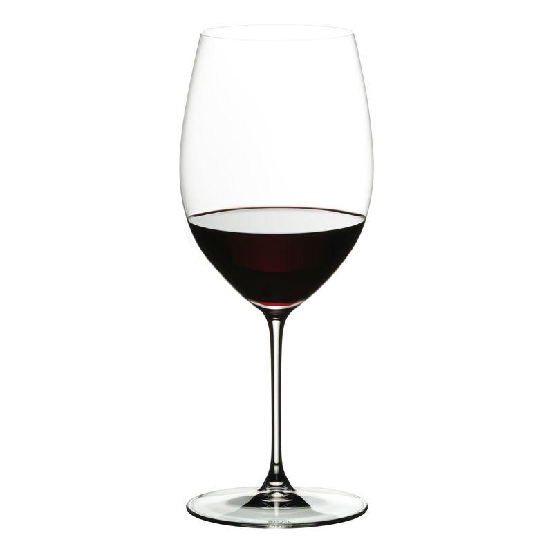 Riedel Veritas Cabernet Merlot Rotweinglas Weinglas Hochwertiges Glas 621 ml