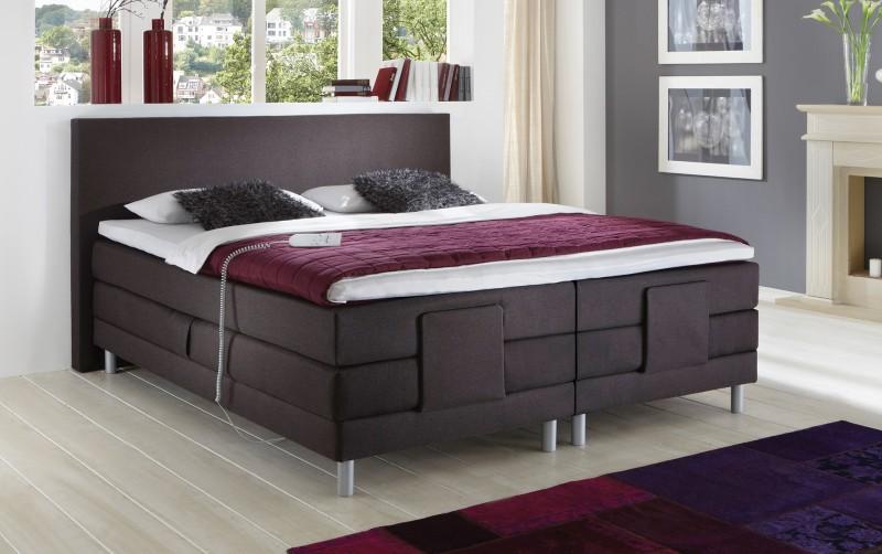 boxspringbett elektrisch verstellbar vital flexion r. Black Bedroom Furniture Sets. Home Design Ideas