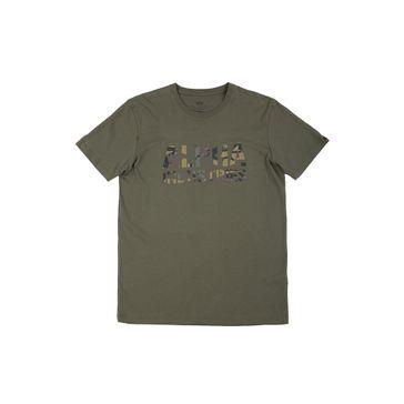 Alpha Industries T-Shirt Camo Print T 004