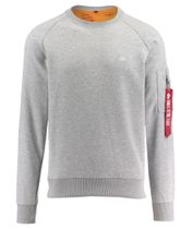 Dresscode Shop Alpha Industries Herren Sweatshirt X-Fit 03