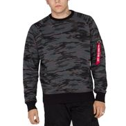 Dresscode Shop Alpha Industries Herren Sweatshirt X-Fit 05