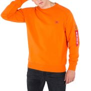 Dresscode Shop Alpha Industries Herren Sweatshirt X-Fit 10