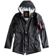 Dresscode Shop Alpha Industries Herren Jacke Fishtail Raincoat 02