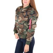Dresscode Shop Alpha Industries Damen Jacke MA-1 SF Wmn 08