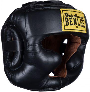 Benlee Kopfschutz Leather Full Face Protection 002