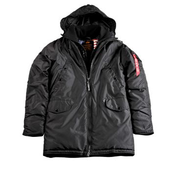 Alpha Industries Jacke Explorer II 002