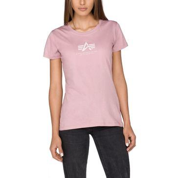 Alpha Industries Damen T-Shirt Basic T Wmn 005