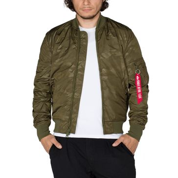 Alpha Industries Jacke MA-1 Hidden Camo 002
