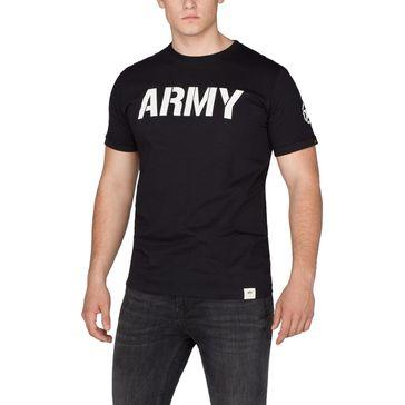 Alpha Industries T-Shirt Army 002