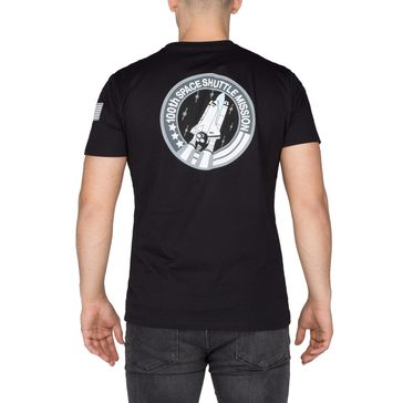 Alpha Industries T-Shirt Space Shuttle  007