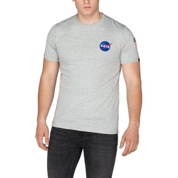 Alpha Industries T-Shirt Space Shuttle  002