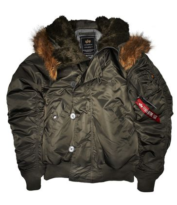Alpha Industries Jacke N2B 008
