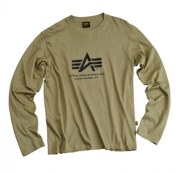 Alpha Industries Longsleeve Basic T - LS 004