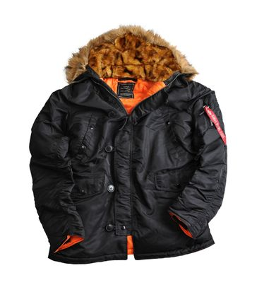Alpha Industries Jacke N3B VF 59 007