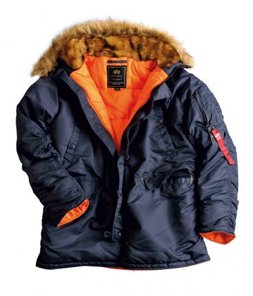 Alpha Industries Jacke N3B VF 59 005