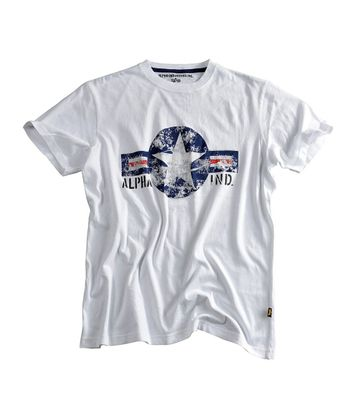 Alpha Industries T-Shirt USAF T 003