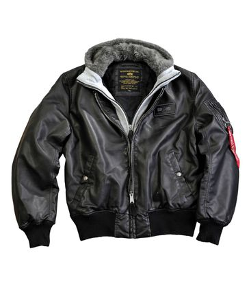Alpha Industries Jacke MA-1 D Tec FL 002