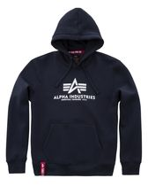Dresscode Shop Alpha Industries Herren Kapuzenpullover Basic 08