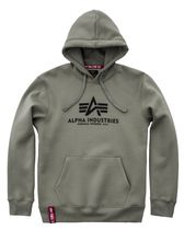 Dresscode Shop Alpha Industries Herren Kapuzenpullover Basic 06