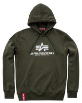 Dresscode Shop Alpha Industries Herren Kapuzenpullover Basic 04