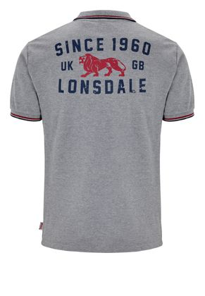 Lonsdale Poloshirt Bruton Regular Fit 007