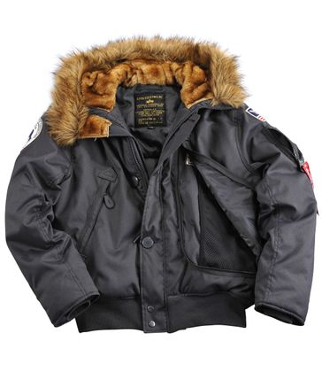 Alpha Industries Jacke Polar SV 004