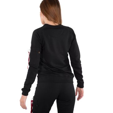 Alpha Industries Damen Sweater X-Fit Wmn 003