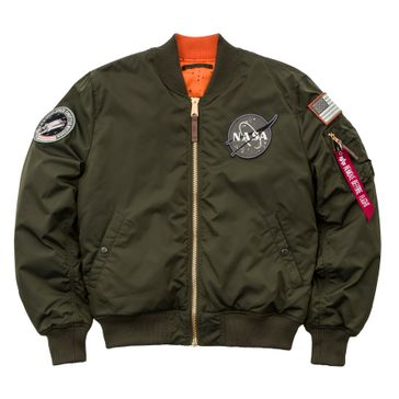 Alpha Industries Jacke MA-1 VF NASA RP 004