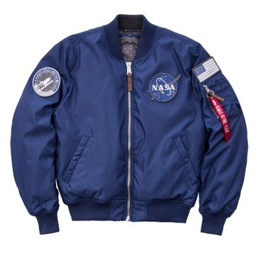 Alpha Industries Jacke MA-1 VF NASA RP 006