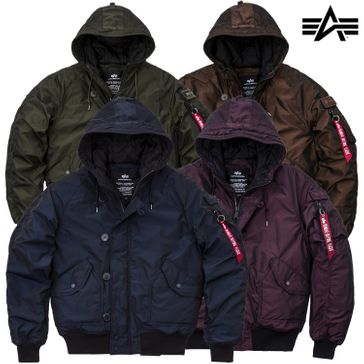 Alpha Industries Jacke Hunter ll 001