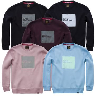 Alpha Industries Sweater Label 001