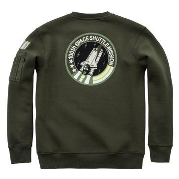 Alpha Industries Sweater Space Shuttle 007