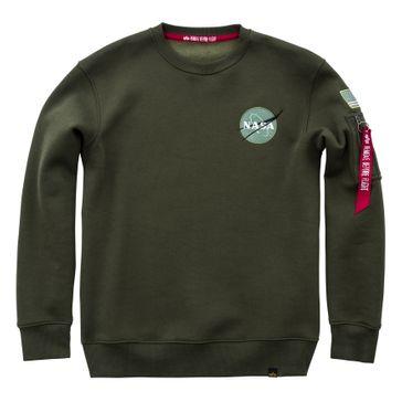 Alpha Industries Sweater Space Shuttle 006