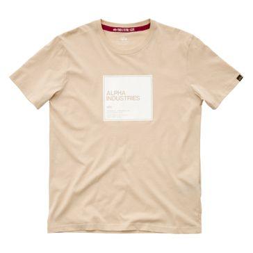 Alpha Industries T-Shirt Label 003
