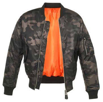 Brandit Jacke MA1 Camo 002