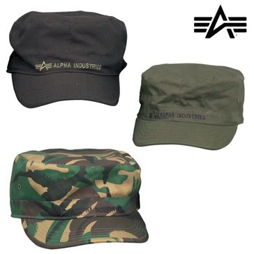 Alpha Industries Cap Army Hat 001