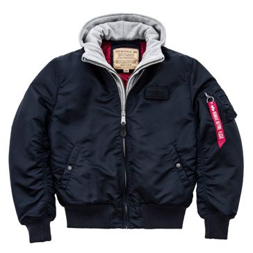 Alpha Industries Jacke MA-1 D-TEC 007
