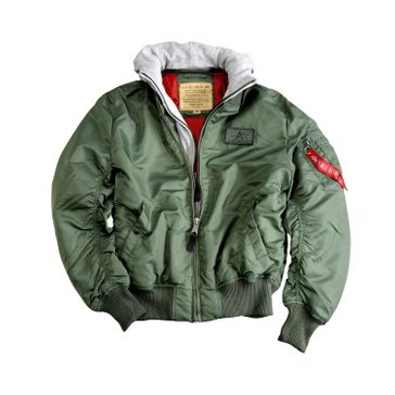 Alpha Industries Jacke MA-1 D-TEC 003