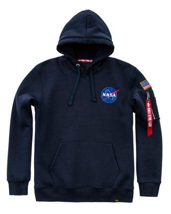Alpha Industries Hoody Space Shuttle 006