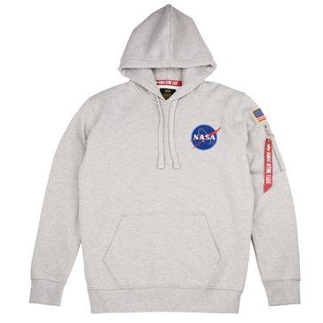 Alpha Industries Hoody Space Shuttle 002