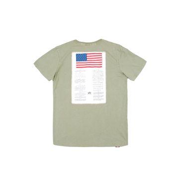 Alpha Industries T-Shirt Blood Chit T 006