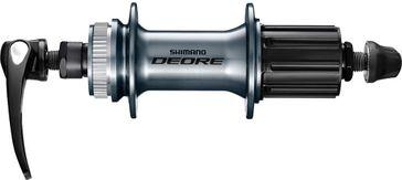 Shimano Deore M6000 32h 10-Speed Centerlock Rear Disc Hub Silver