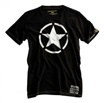 Alpha Industries T-Shirt Star T 003