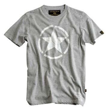Alpha Industries T-Shirt Star T 002