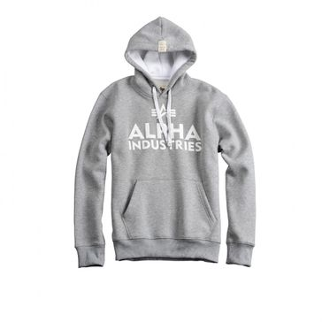 Alpha Industries Hoody Foam Print 006